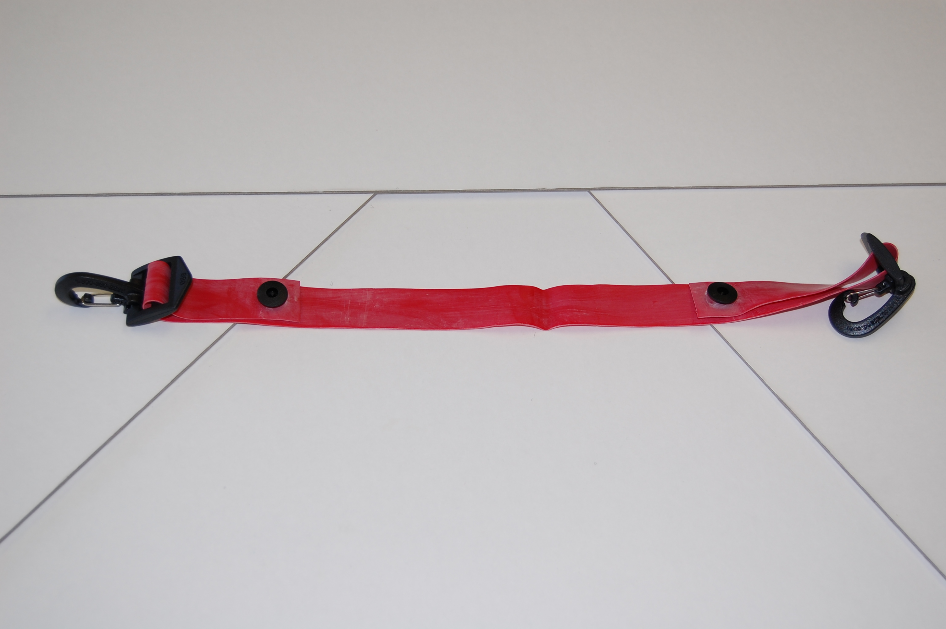 Single 24-inch Rehab Red DuraBand [1RB]